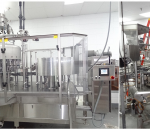 Water Bottling Equipment and Support