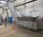Stainless Steel Hopper Conveyor