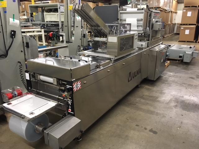 2016 Prepared Sandwich Production Plant New Mill Capital