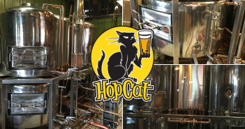 HopCat Suspending Brewery Production - Equipment to be Sold by New Mill Capital