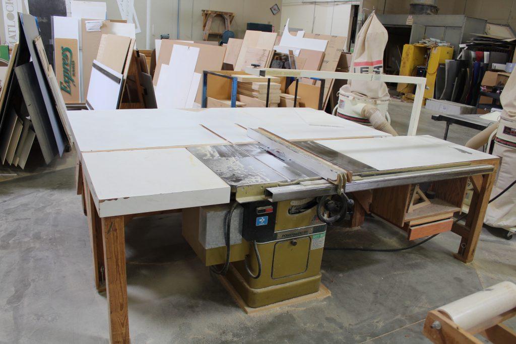 Custom Exhibit & Millwork Company   Online Auction   New