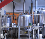 Complete 10 BBL Brewhouse, HLT & Support