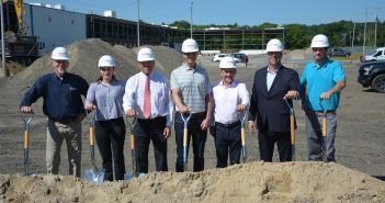 New Mill Capital, Dacon break ground on renovation to former Milford plant
