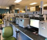 Multimillion Dollar Diagnostics Laboratory
