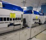 Multimillion Dollar Diagnostics Laboratory