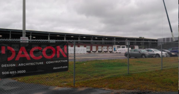 New Mill Capital Renovates Glass Plant in Milford