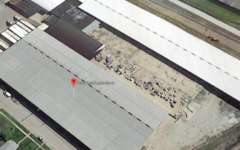 Lincoln, IL - 300,000 sqft Industrial Building and Warehouse on 13 Acres