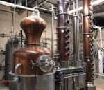 Vodka, Gin and Whiskey Distillery