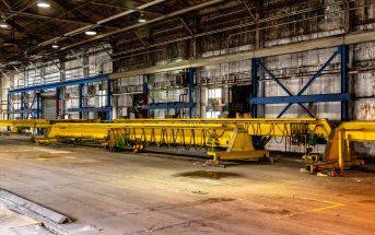 Heavy Fabrication Facility Equipment1