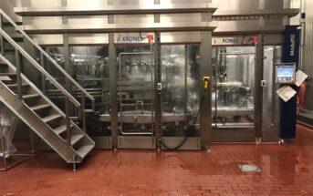 Krones 150 PPM Gallon Jug Filling Line