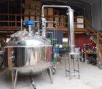 Unused Distillery Equipment